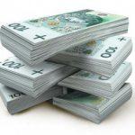 pieniądze na świąteczne wydatki
