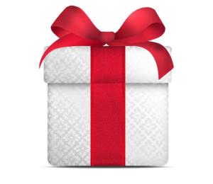 swieta christmas gift - prezent obrazek