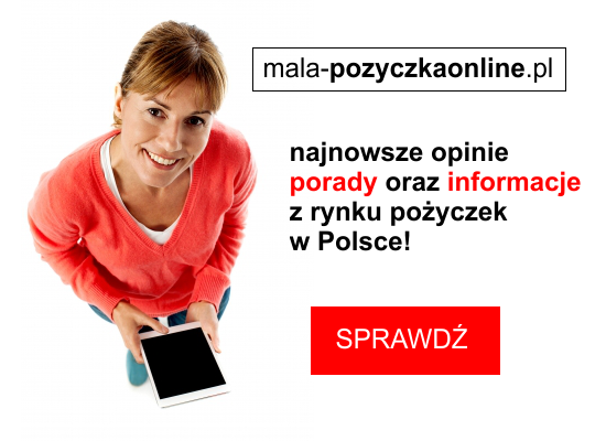 mala-pozyczkaonline.pl - lista pożyczek przez internet