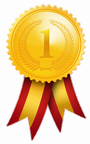 złoty medal kotylion nagroda ranking